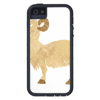 funny Goat cartoon. iPhone 5 Covers