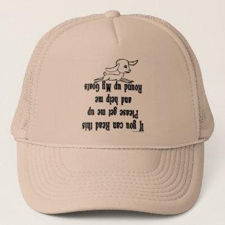 Funny Goat Sayings Trucker Hat
