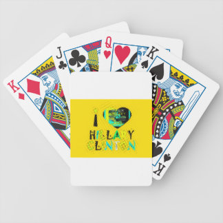 Funny Golden lovey Amazing Hope Hillary for USA Co Poker Deck
