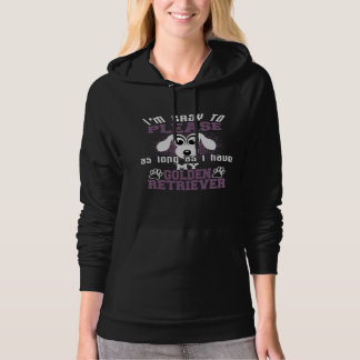 Funny Golden Retriever Dog Owners Hoodie