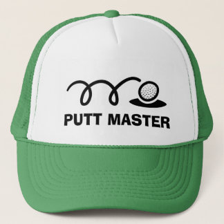 Funny golf hats | Putt Master