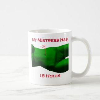 Funny Golf Mug