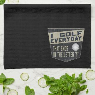 Funny Golf Towel