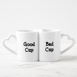 Funny Good Cup Bad Cup Good Cop Bad Cop