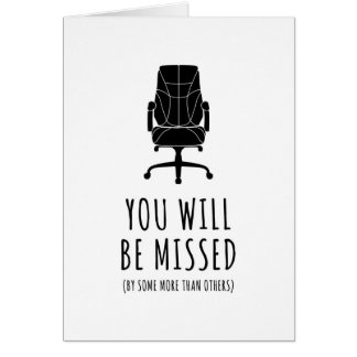 Funny Farewell Cards, Photocards, Invitations & More