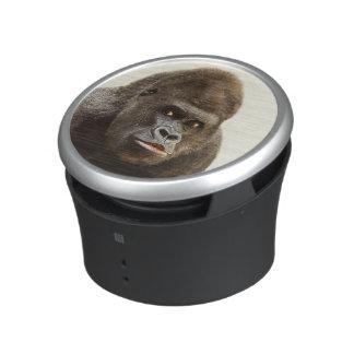 Funny Gorilla bluetooth speaker