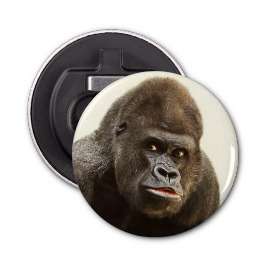 Funny Gorilla bottle opener Button Bottle Opener