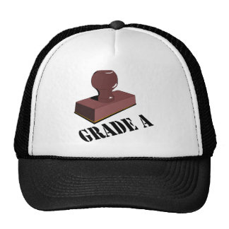 Funny Grade A T-shirts Gifts Hat