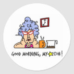 Funny Grandma Gifts Stickers