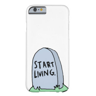 Funny Gravestone iPhone 6 Case Barely There iPhone 6 Case