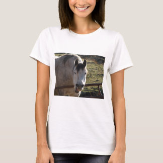 Funny Gray Mare T-Shirt