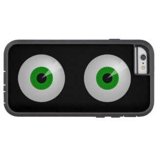 Funny Green Monster Eyes iPhone 6 Case Tough Xtreme iPhone 6 Case
