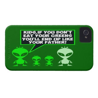 Funny greens iPhone 4 case