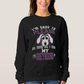 Funny Greyhound Dog Owners Sweatshirt