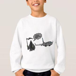 funny grim reaper sweatshirt