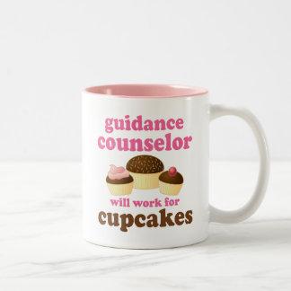Funny Guidance Counselor Two-Tone Coffee Mug