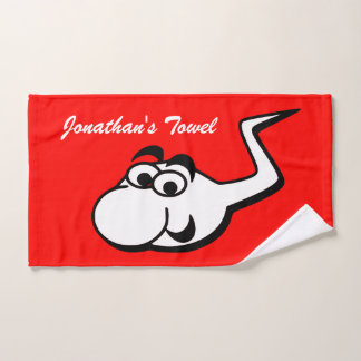 Funny Guy's Towel Your Colors