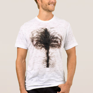 Funny Hairy Chest T-Shirt