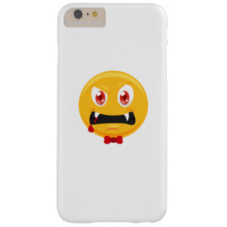 Funny Halloweens Emoji Ghost Gift  Boy Girl Kids Barely There iPhone 6 Plus Case