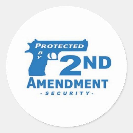 Funny Handgun Sticker Pro Gun Hard Hat Sticker Zazzle Ca
