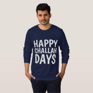 Funny Hanukkah Chanukah T-shirts CHALLAH DAYS