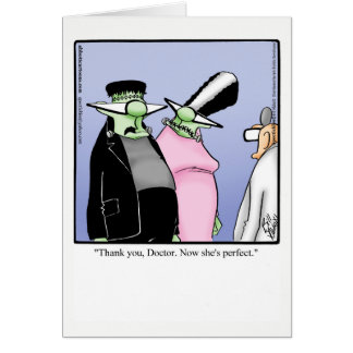 Funny Happy Halloween Card For Him