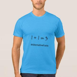 Funny hashtag math alternative facts T-Shirt