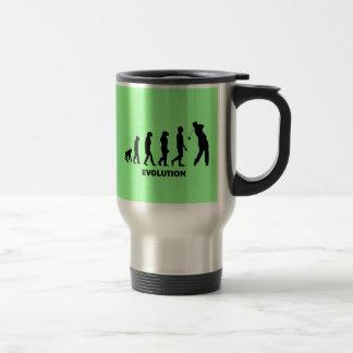 Funny hilarious golf coffee mugs
