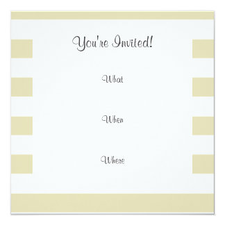 Funny Hipster; Beige Stripes; Striped Announcements