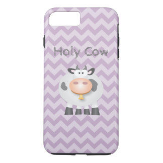 Funny Holy Cow It's Your Birthday Cute iPhone 8 Plus/7 Plus Case