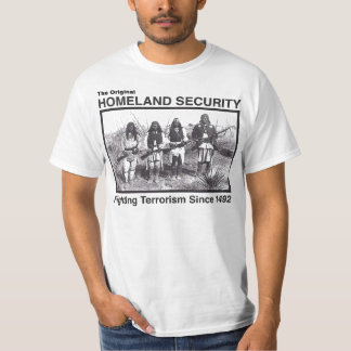 funny homeland security T-Shirt