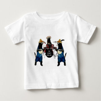 Funny Honey Badger Baby T-Shirt