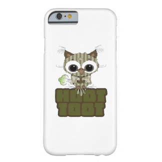 Funny Hoot Toot Cute Farting Owl Barely There iPhone 6 Case
