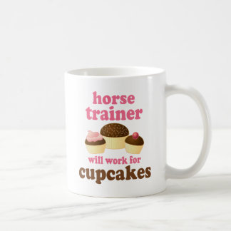 Funny Horse Trainer Coffee Mug