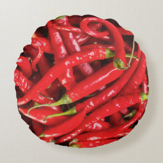 Funny Hot Chili Pepper Pillows