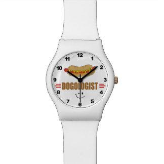 Funny Hot Dog Wristwatch
