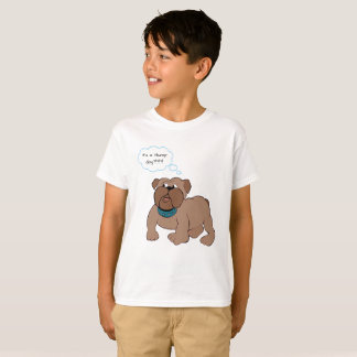 Funny Hump Day Bulldog T-Shirt