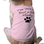 Funny Husky Pet T Shirt