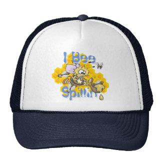 Funny I Bee Spillin' Trucker Hat