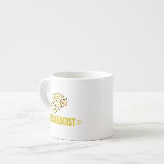 Funny I Love Cheese Espresso Mug