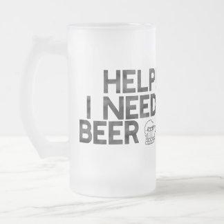 Funny I Need Beer Mug
