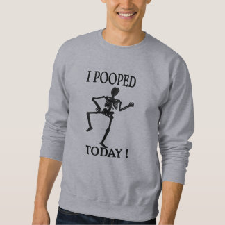 funny i pooped today back to school shirt design