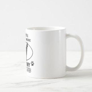 Funny ibizan hound designs coffee mug
