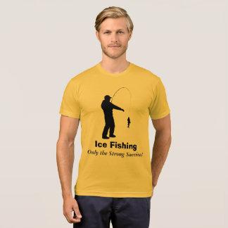 Funny Ice Fishing Shirt