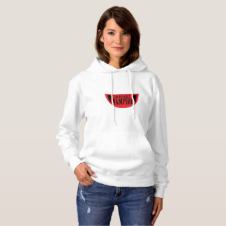 Funny Im Actually A Vampire Halloween Meme Funny Hoodie