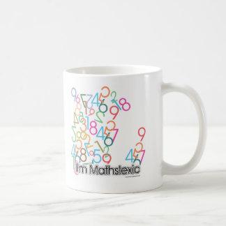 Funny Im Mathslexic Design Coffee Mug
