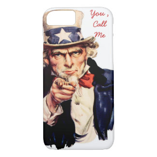 funny iPhone cover,call me iPhone 7 Case