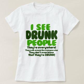 Funny Irish Beer Drinking T-Shirt