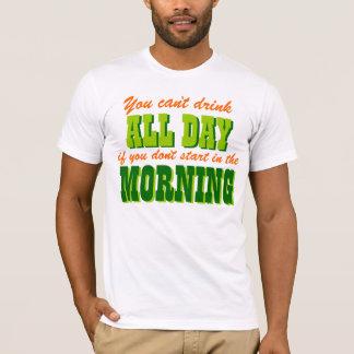 Funny Irish Drinking Quote T-Shirt
