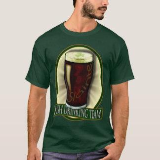 Funny Irish Drinking Team T-Shirt